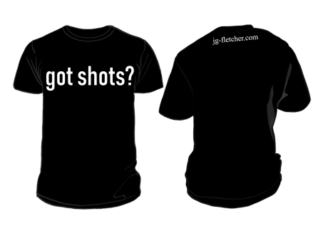 got shots shirt