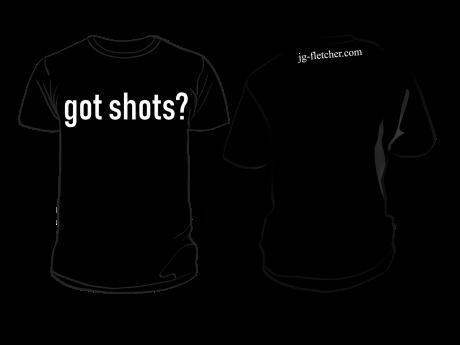 got shots shirt